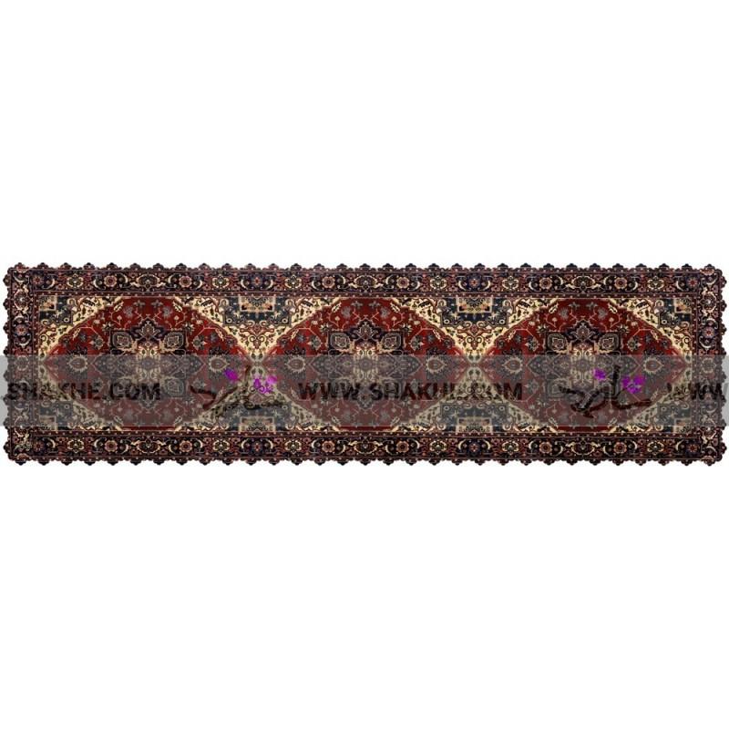 رانر سنتی طرح فرش سنتی