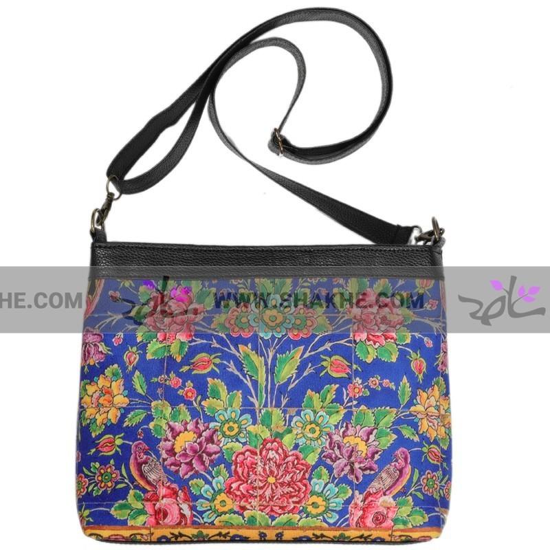 کیف دخترانه گل افشان