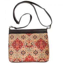 کیف دخترانه طرح فرش بندی