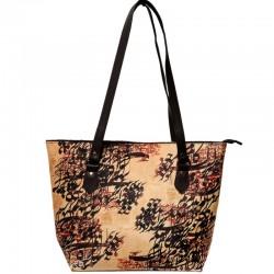 کیف دوشی زنانه مخمل خط