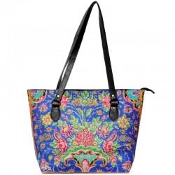 کیف دوشی زنانه گل افشان