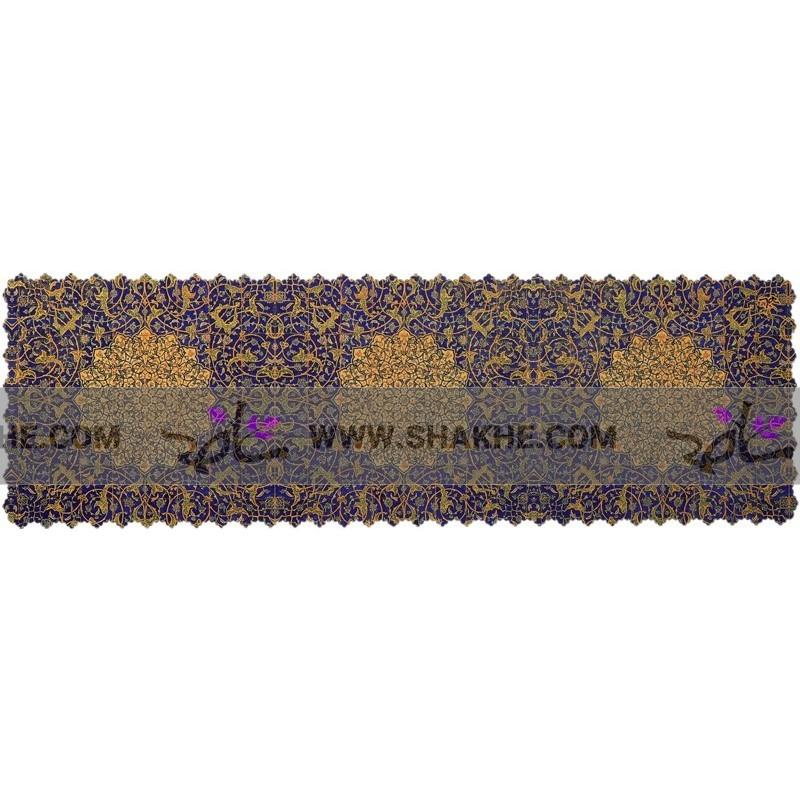 رانر سنتی زرین کاشی