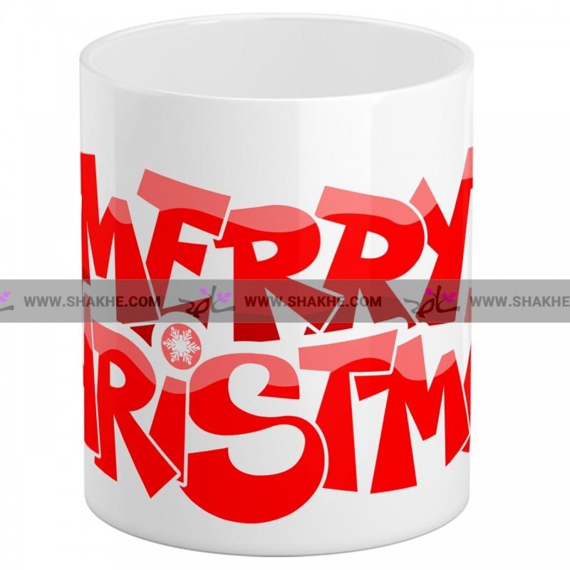 ماگ سرامیکی merry Christmas