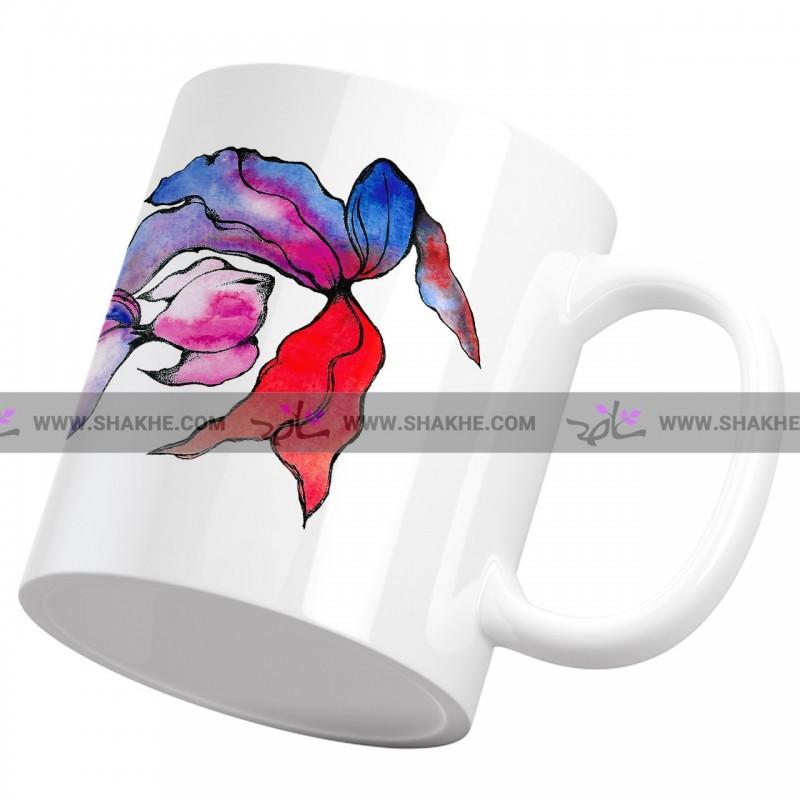لیوان سرامیکی حوض ماهی
