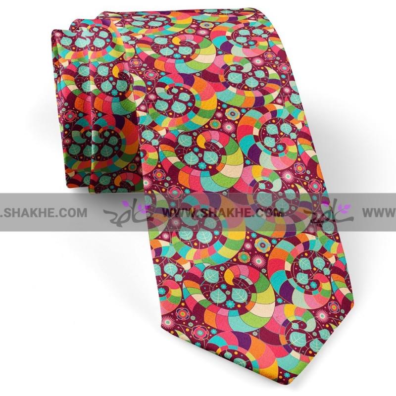 کراوات حلزونی
