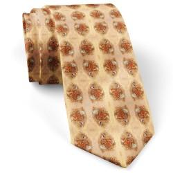 کراوات گل مرغ کرم