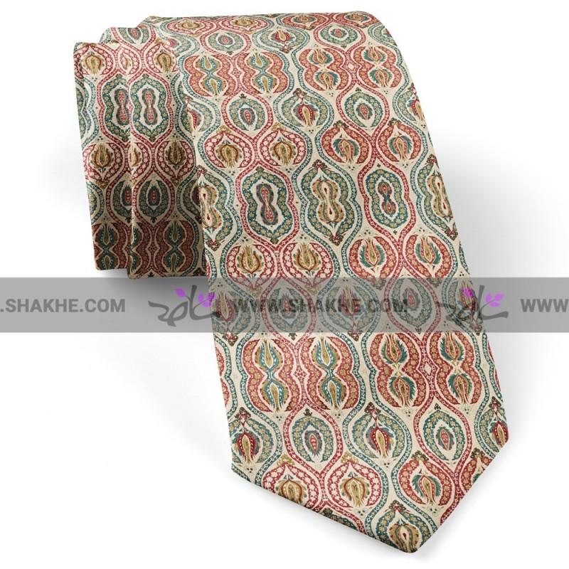 کراوات رنگار مراکش