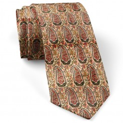کراوات سنتی طرح بته جقه
