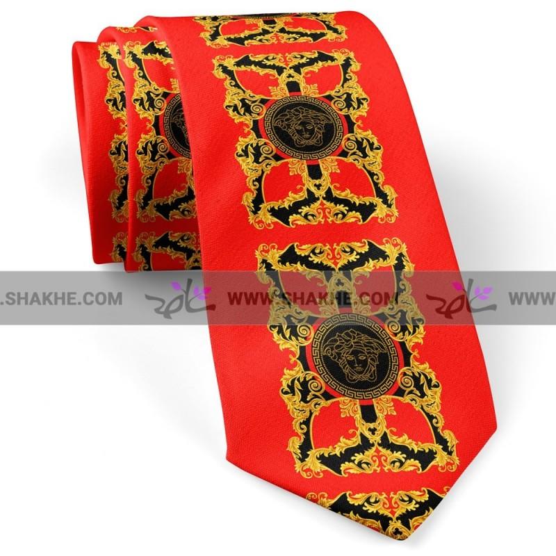 کراوات مردانه ورساچه قرمز
