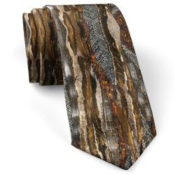 کراوات مردانه طرح چوب
