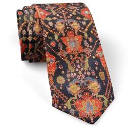 کراوات مردانه طرح قالی