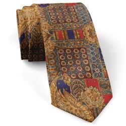 کراوات مردانه کلاسک بته جقه