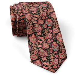 کراوات مردانه گل وکتور