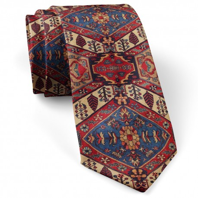 کراوات مردانه فرش سرو