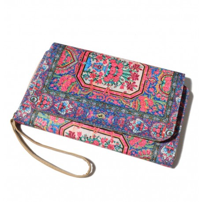 کیف کلاچ درب دار نصیر الملک
