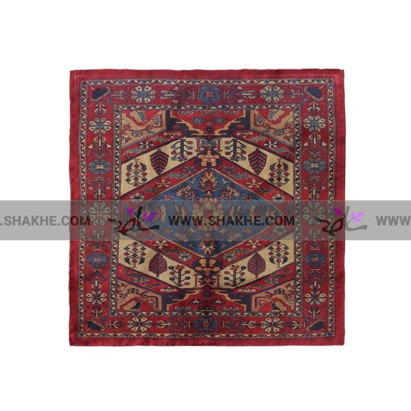 پوشت (دستمال جیب) فرش سرو