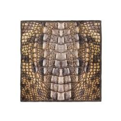 پوشت (دستمال جیب) پوست سوسماری