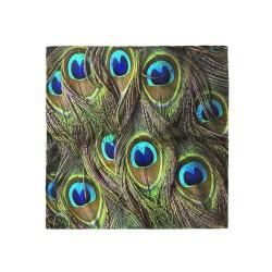 پوشت (دستمال جیب) طاووس