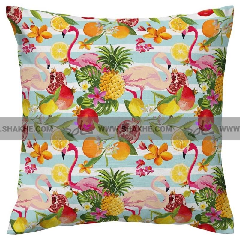 کوسن مخمل میوه هاوایی