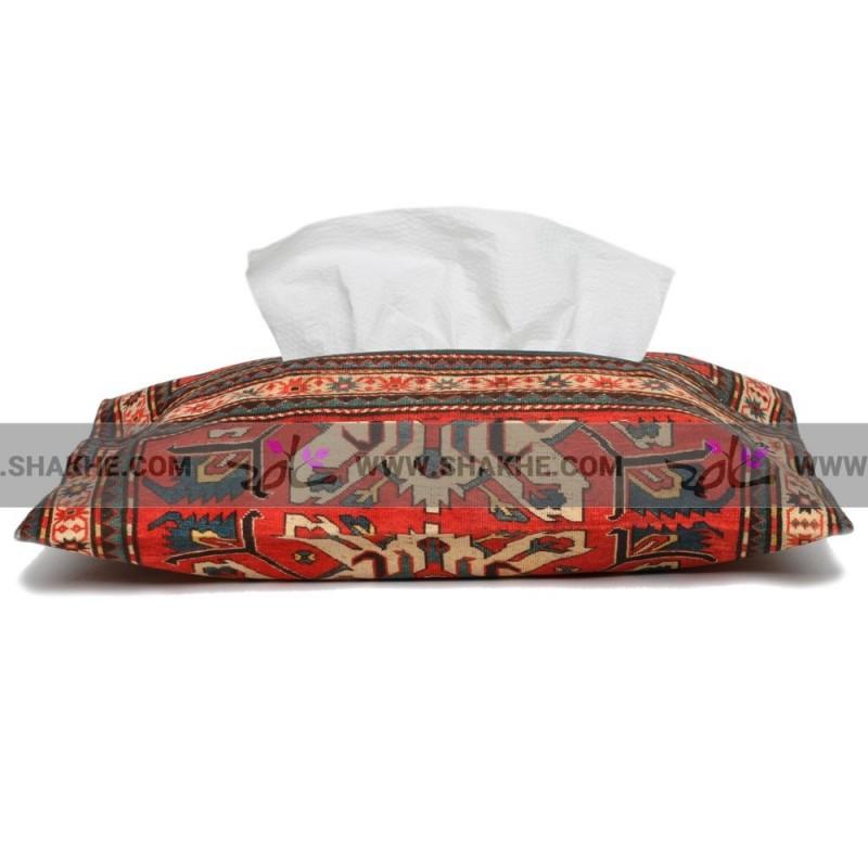 کاور دستمال کاغذی فرش ترنج