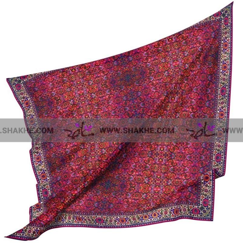 روسری نخی فرش لاکی