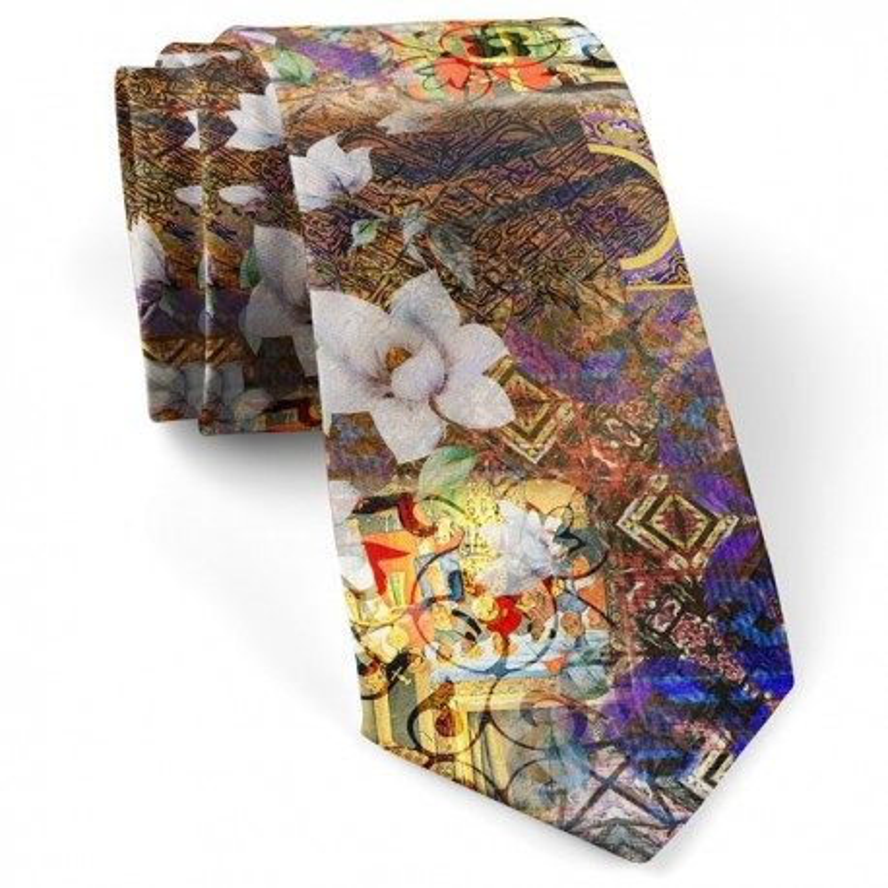 کراوات کلاژه