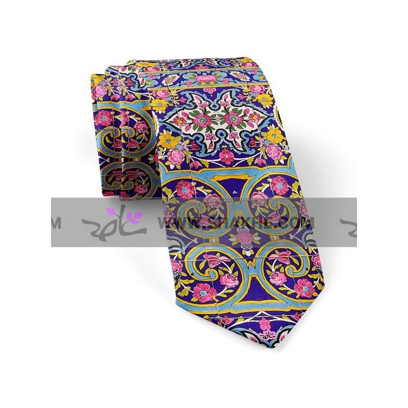 کراوات ارغوان