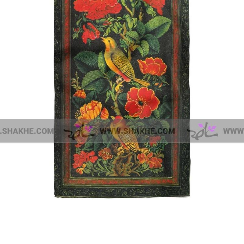 دستمال گردن گل و مرغ