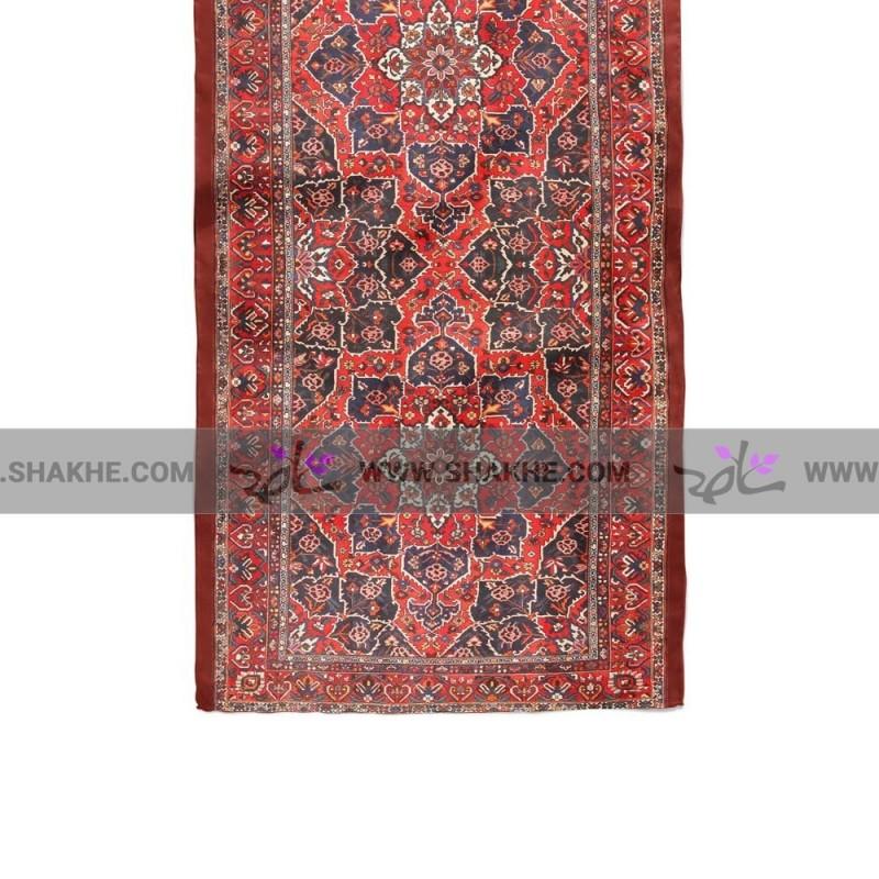 دستمال گردن فرش قرمز