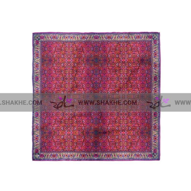 پوشت (دستمال جیب) فرش لاکی