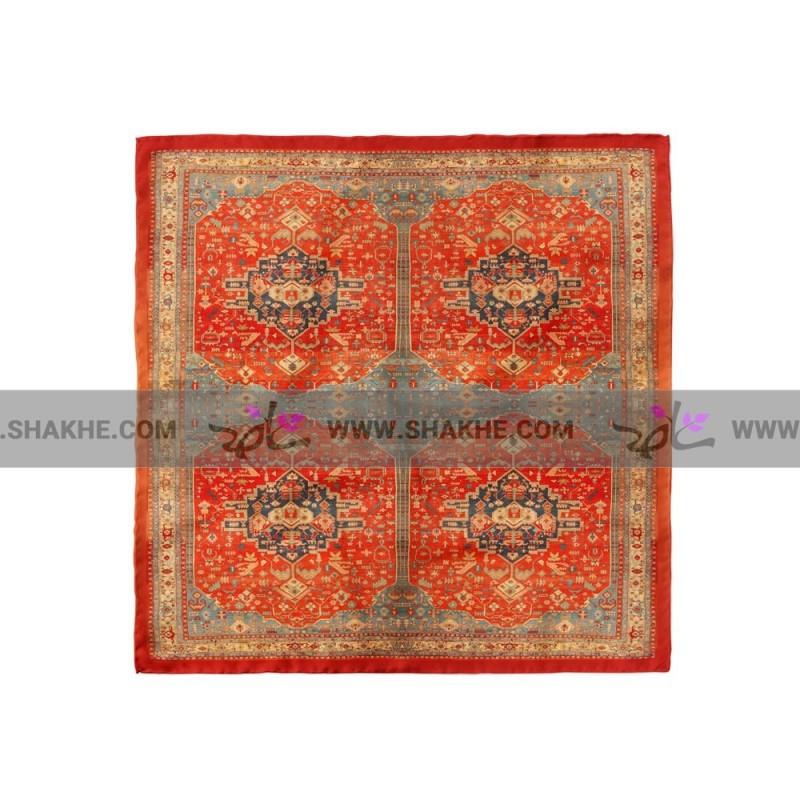 پوشت (دستمال جیب) فرش ترنج