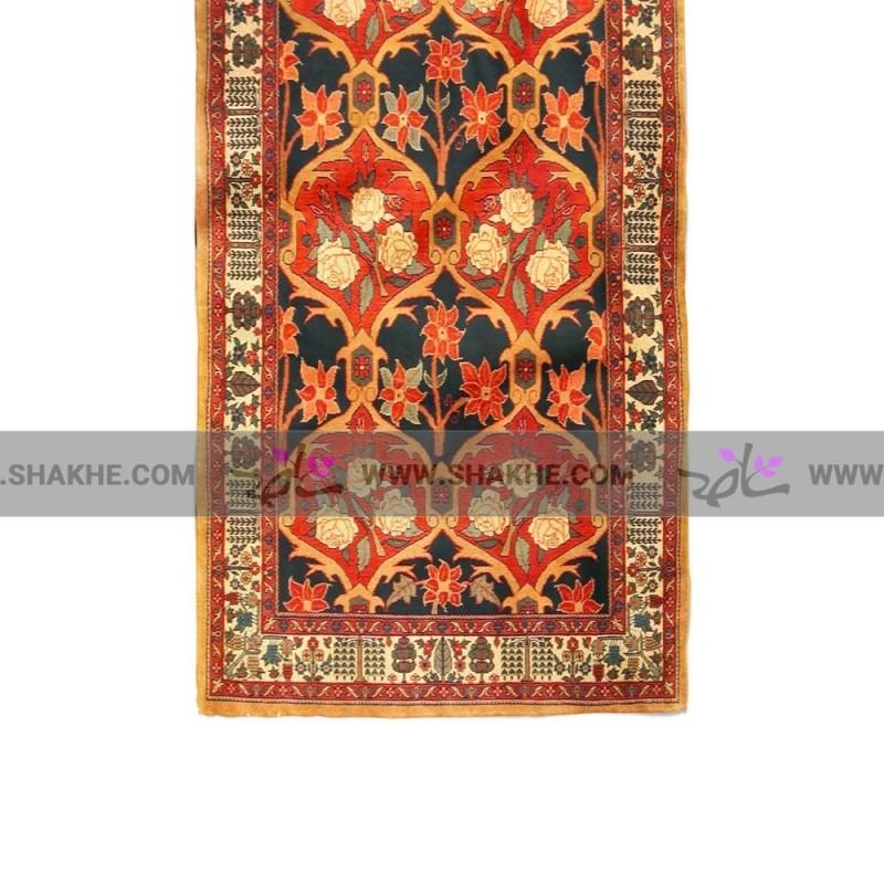 دستمال گردن فرش رز