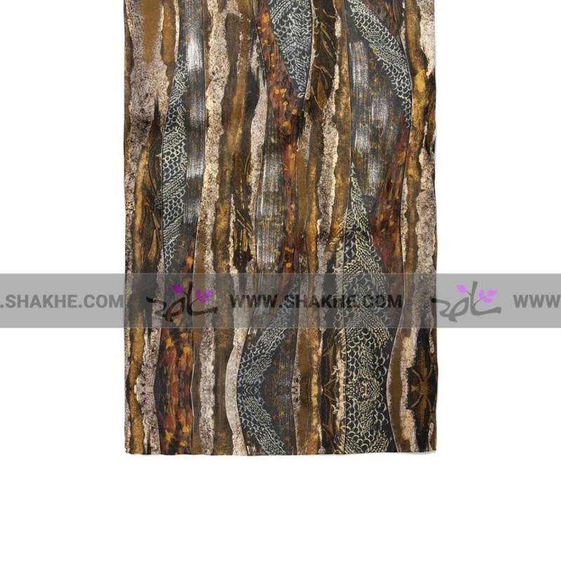 دستمال گردن چوب