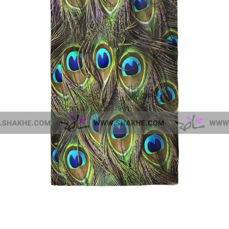 دستمال گردن طاووس