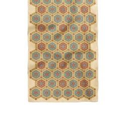 دستمال گردن شش ضلعی